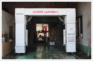 洗車(水あか落とし+ワックス)